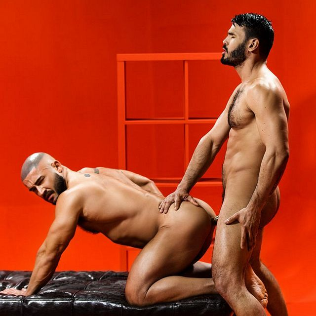 Francois Sagat and Jean Franko | Daily Dudes @ Dude Dump