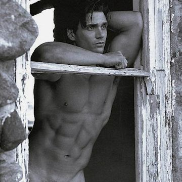 Frank Grillo full frontal   Daily Dudes @ Dude Dump