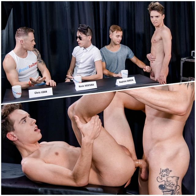 French Twink Casting | Daily Dudes @ Dude Dump