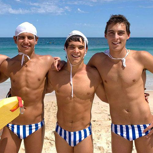 Friends with Speedos | Daily Dudes @ Dude Dump