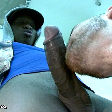 Fucked By Huge Black Dick | Daily Dudes @ Dude Dump