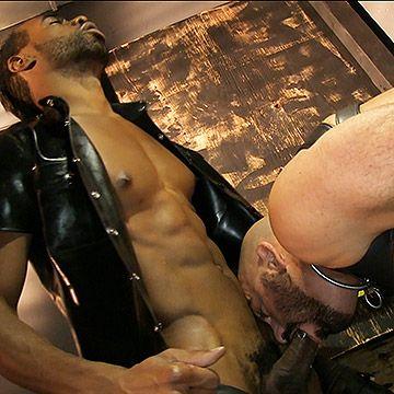 Fucking The Sex Slave | Daily Dudes @ Dude Dump
