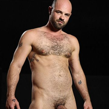 Furry Bald Cub | Daily Dudes @ Dude Dump
