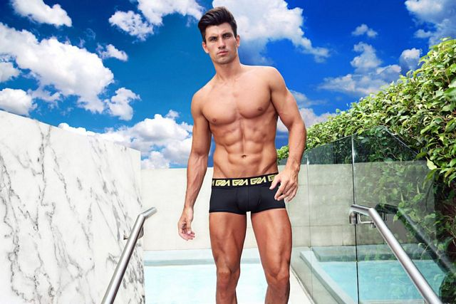 Garcon Model strikes gold with new collection! – M | Daily Dudes @ Dude Dump