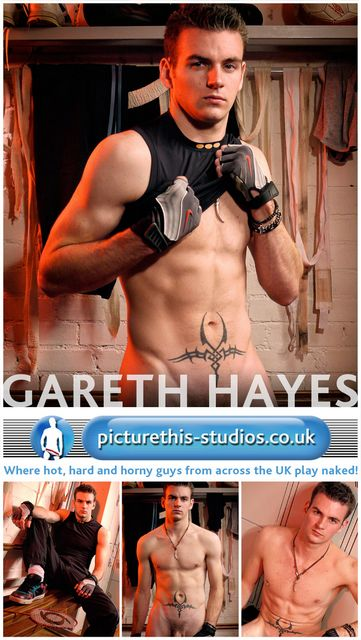 Gareth Hayes Jacks His Uncut 8 Inches | Daily Dudes @ Dude Dump