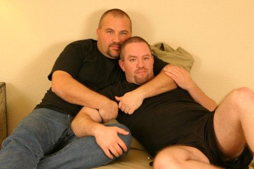 Gay bear couple | Daily Dudes @ Dude Dump