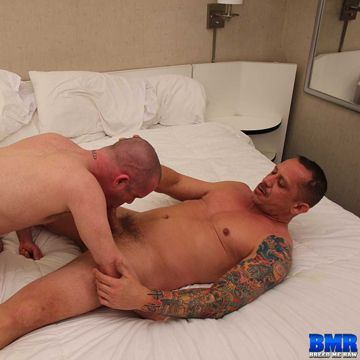 Gay Breeding Video With Patrick O Connor | Daily Dudes @ Dude Dump