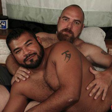 Gay Daddy Bears Fucking Hard | Daily Dudes @ Dude Dump