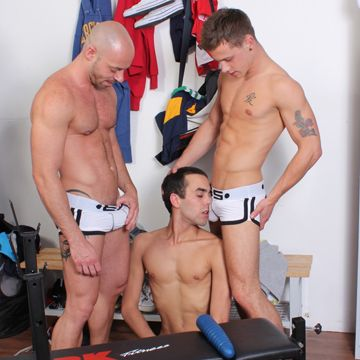 Gay Jocks Get Kinky! | Daily Dudes @ Dude Dump