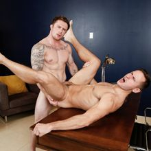 Gay military porn – Markie More & Brenner Bolton | Daily Dudes @ Dude Dump