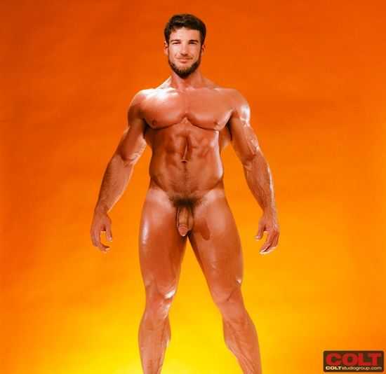 Gay Muscle Icon Rick Wolfmier | Daily Dudes @ Dude Dump