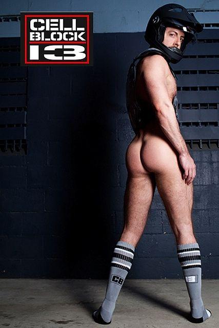 Gay Porn Star Brayden Forrester For CellBlock 13   Daily Dudes @ Dude Dump