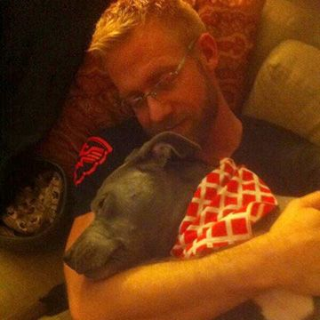 Gay Porn Stars & Their Pets | Daily Dudes @ Dude Dump