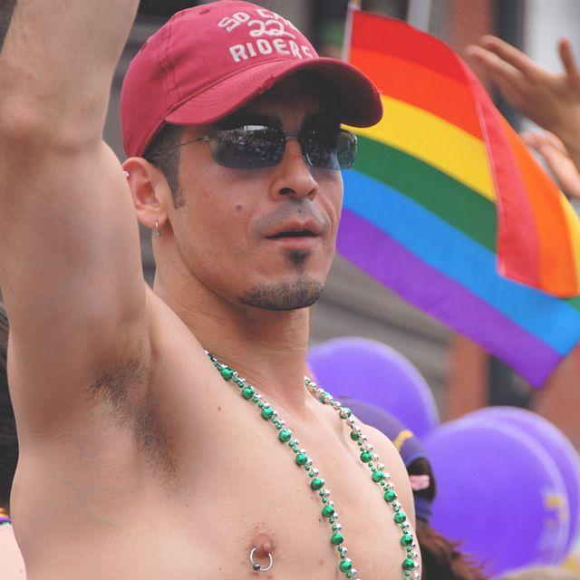 Gay Pride Hunks | Daily Dudes @ Dude Dump