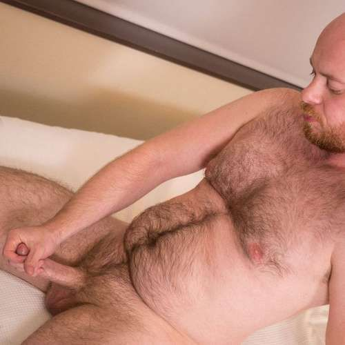 Ginger Bear Cub Chris Wydeman Gets Nude | Daily Dudes @ Dude Dump