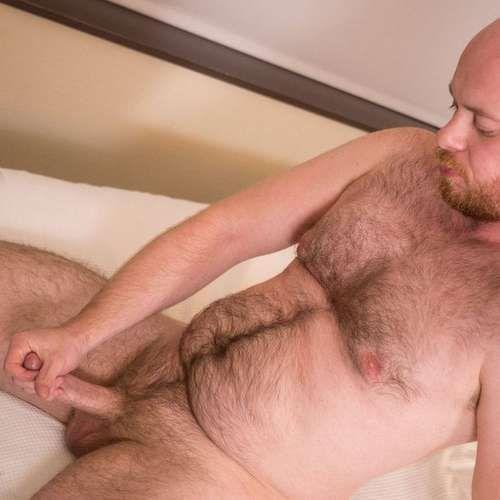 Ginger Bear Cub Chris Wydeman Gets Nude   Daily Dudes @ Dude Dump