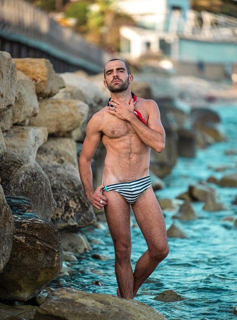 Giulio Filippo D'Errico By Xanthos Georgiou – Bo   Daily Dudes @ Dude Dump