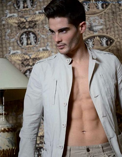 Gorgeous Male Model Fred Jones   Gay Body Blog   Daily Dudes @ Dude Dump