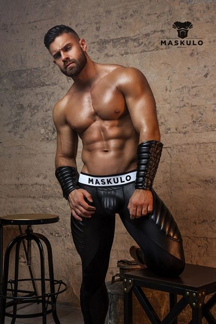 Gorgeous Muscled Hunk Kirill Dowidoff For Maskulo! | Daily Dudes @ Dude Dump