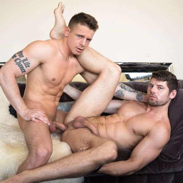 Gunner Canon & Connor Halsted | Daily Dudes @ Dude Dump