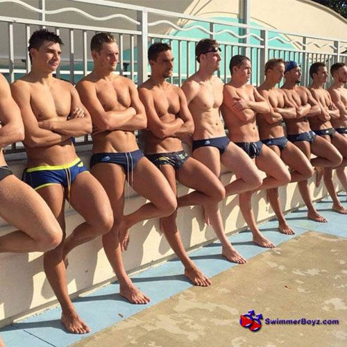 Guys in Speedos | Daily Dudes @ Dude Dump