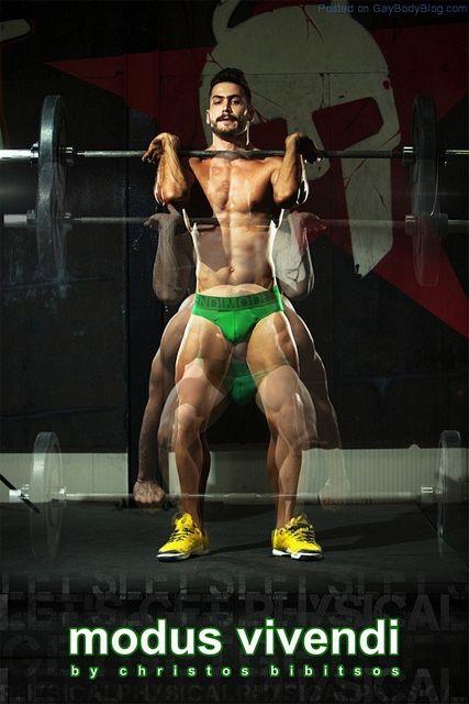 Gym Buff Hunks From Modus Vivendi | Daily Dudes @ Dude Dump