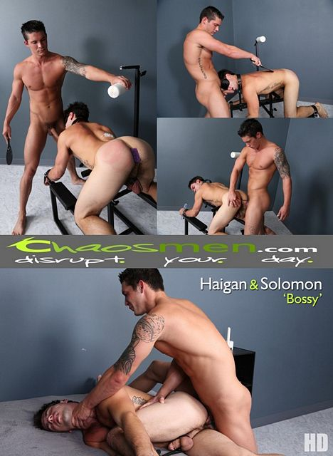 Haigan Fucks Solomon | Daily Dudes @ Dude Dump