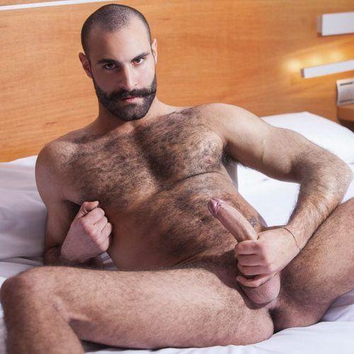 Hairy Gay Porn Star PACO | Daily Dudes @ Dude Dump