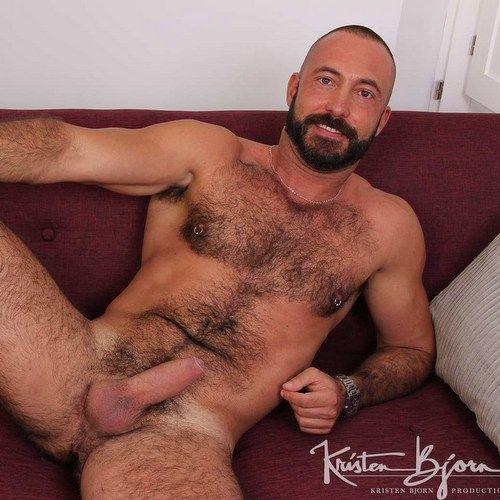 Hairy Gay Porn Star XAVI GARCIA | Daily Dudes @ Dude Dump