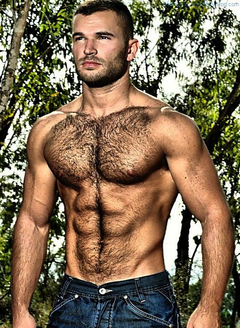 Hairy Hunk Alert! | Gay Body Blog | Daily Dudes @ Dude Dump