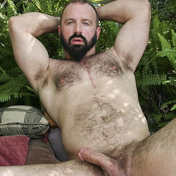 Hairy Hunk Troy Webb | Daily Dudes @ Dude Dump
