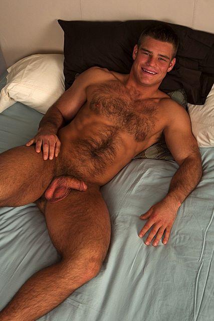 Hairy Jock Cock – Charles At Sean Cody   Daily Dudes @ Dude Dump