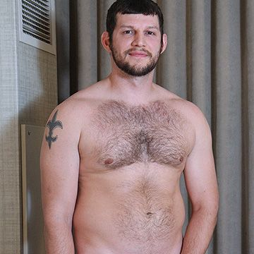 Hairy Straight Married Man | Daily Dudes @ Dude Dump