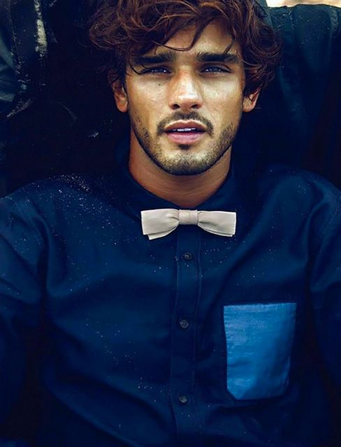 Handsome And Sexy Male Model Marlon Teixeira | Daily Dudes @ Dude Dump