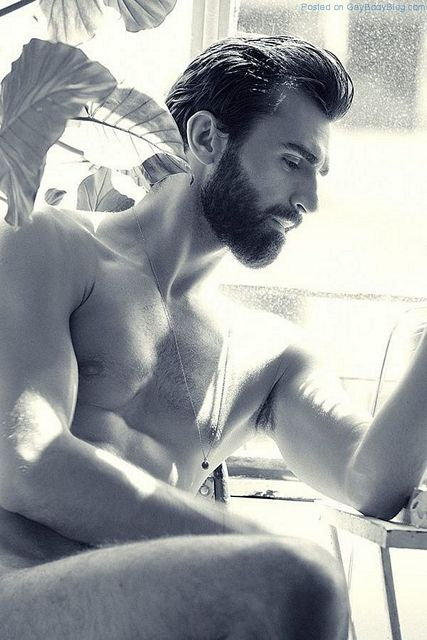 Handsome Bearded Man Jacek Jelonek | Daily Dudes @ Dude Dump