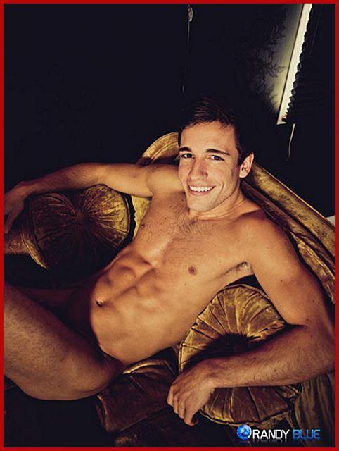 Handsome Model Kevin Clarkson Jacks off | Daily Dudes @ Dude Dump