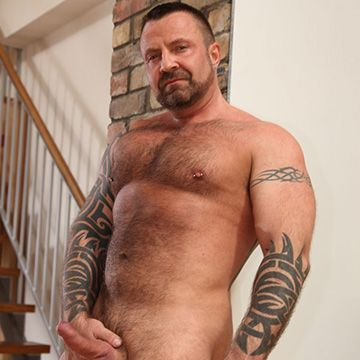 Handsome Uncut Bear | Daily Dudes @ Dude Dump