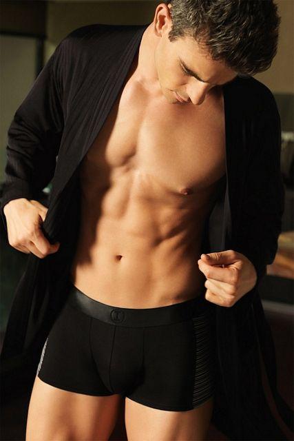 Handsome Underwear Hunk Joshua Kloss   Daily Dudes @ Dude Dump