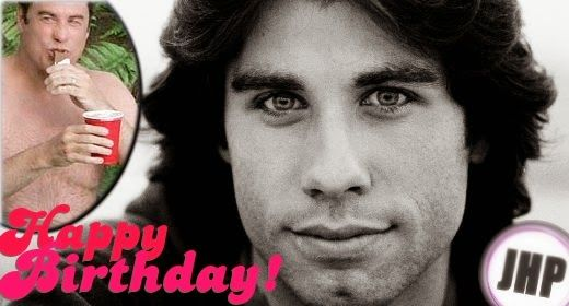 Happy Birthday John Travolta! | Daily Dudes @ Dude Dump