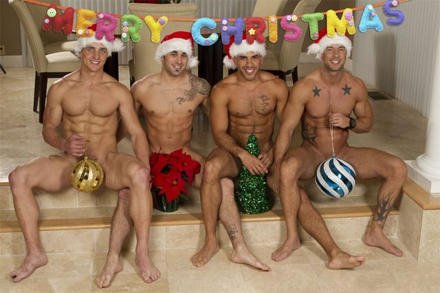 HAPPY HOLIDAYS!!! | Daily Dudes @ Dude Dump