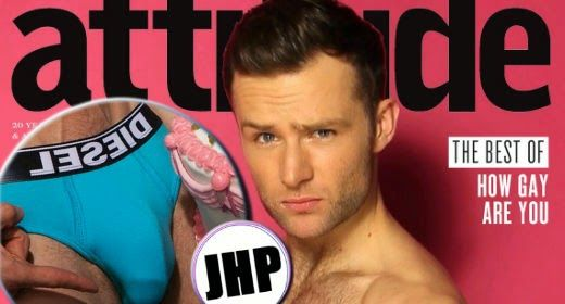 Harry Judd for Attitude | Daily Dudes @ Dude Dump