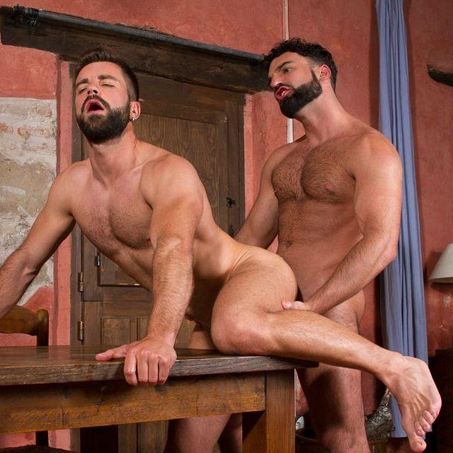Hector de Silva and Abraham Al Malek | Daily Dudes @ Dude Dump