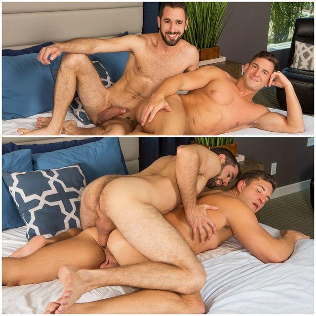 Hector & Joey RAW | Daily Dudes @ Dude Dump