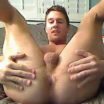 Horny Bottom Boy shares His Booty In Webcam Show | Daily Dudes @ Dude Dump