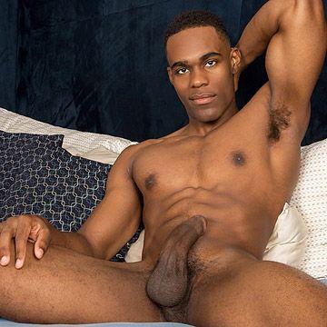 Hot Black Jock Edison | Daily Dudes @ Dude Dump