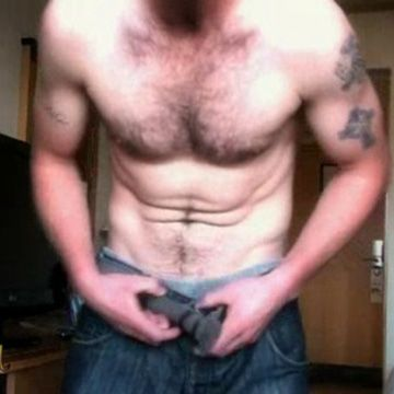 Hot Marine Strips & Shows Off | Daily Dudes @ Dude Dump