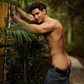 Hot Muscle Boy Cain | Daily Dudes @ Dude Dump