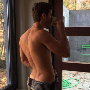 Hot shower & coffee | ASTU*RISK.net | Daily Dudes @ Dude Dump