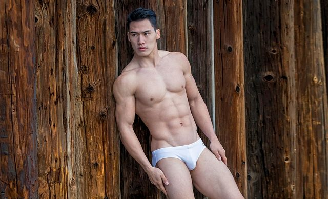 Hotties Asian Model Wilson Lai Photographed by Ant | Daily Dudes @ Dude Dump
