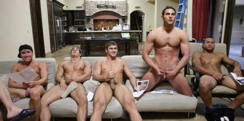How did you first get to jerk off with a guy? | Daily Dudes @ Dude Dump